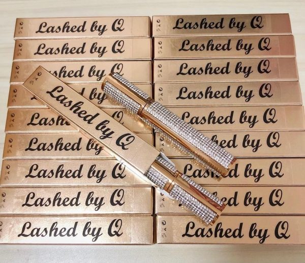 eye lash extensions - lashed by Q